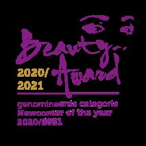 Genomineerd voor de beauty awards 2020/2021